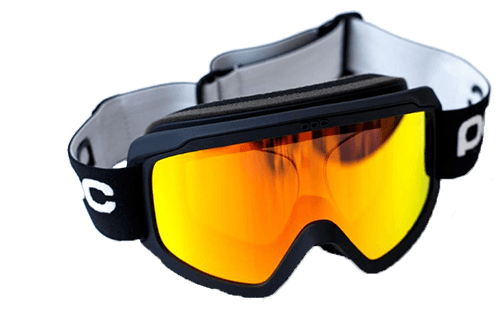 SK-X sports goggles with optical lenses for glasses wearers or contact lens wearers