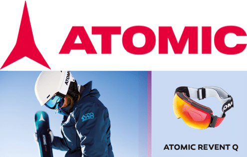 Revent Q ski goggles from Atomic