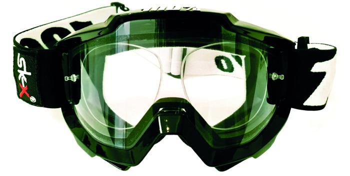 Ride 100% Accuri SK-X Sportbrille verglast