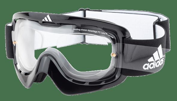 Motocross-Brille mit optischen Gläsern von SK-X