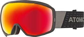 Atomic Count SK-X Skibrille Stereo Black