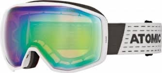 Atomic Count SK-X Skibrille Stereo White